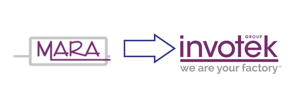 Invotek rebranding