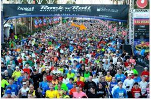 Las Vegas RocknRoll Marathon