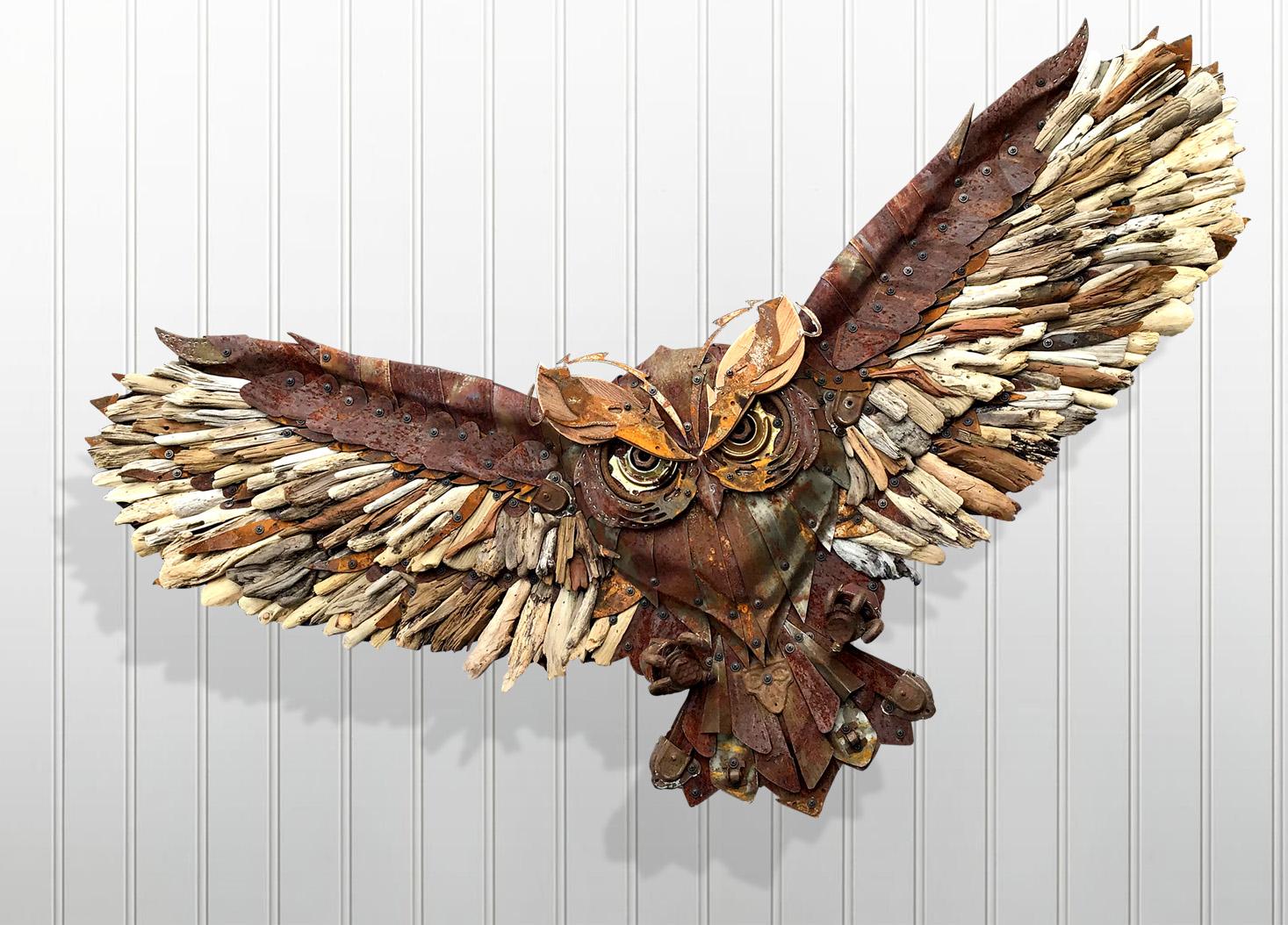 Owl by Dan Kangas