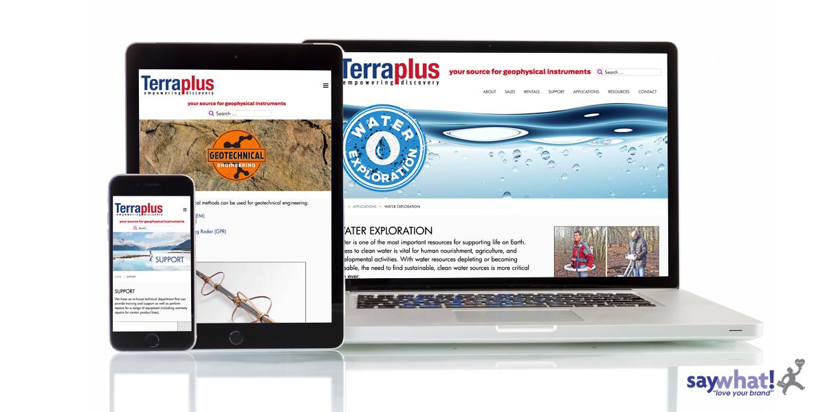 Terraplus multi=screens