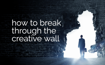 breaking the creative wall