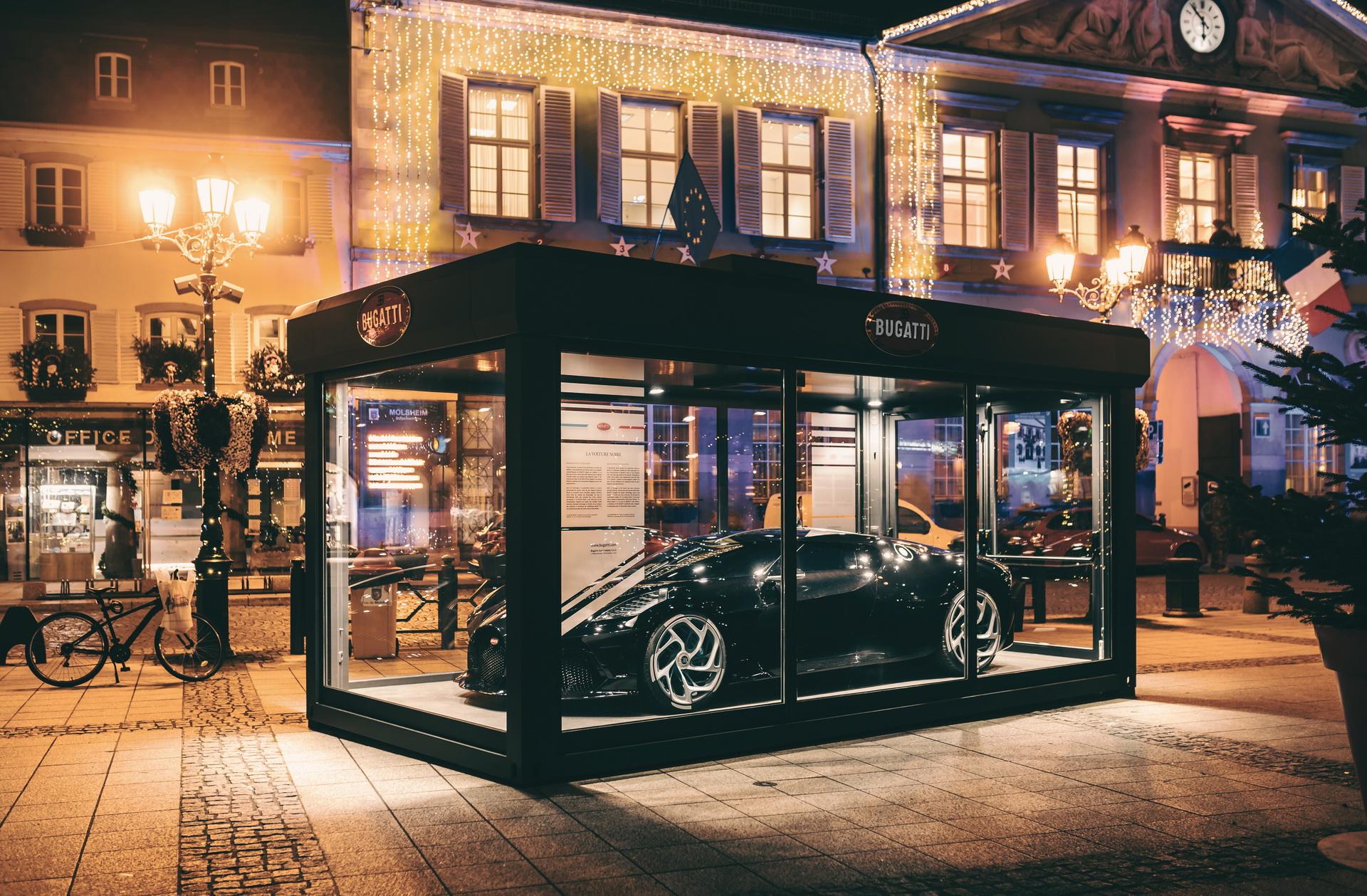 Bugatti Christmas