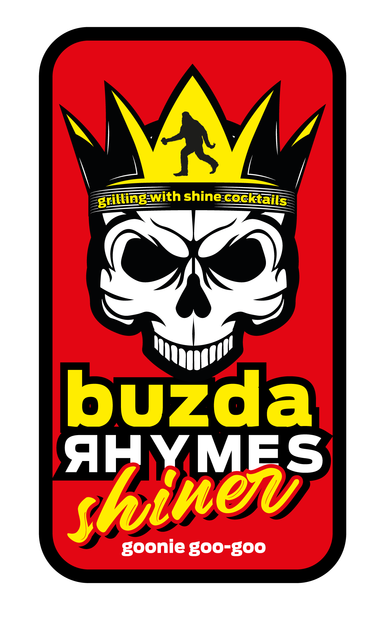 buzda rhymes shiner logo