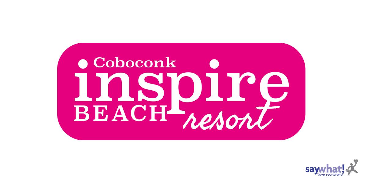 Inspire Beach Resort logo