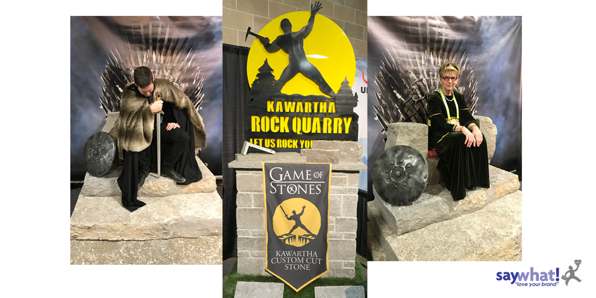 KAWARTHA GAME OF STONES